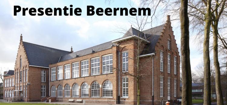 Vervolgmodule Presentie (Beernem, 2 & 14 december 2021)